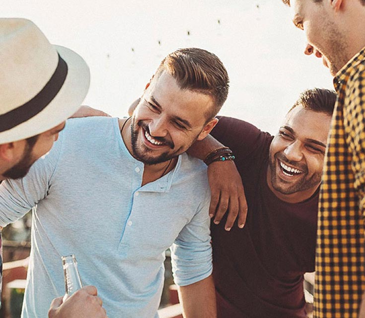 Bachelor Party Package at Espanola Way, Miami