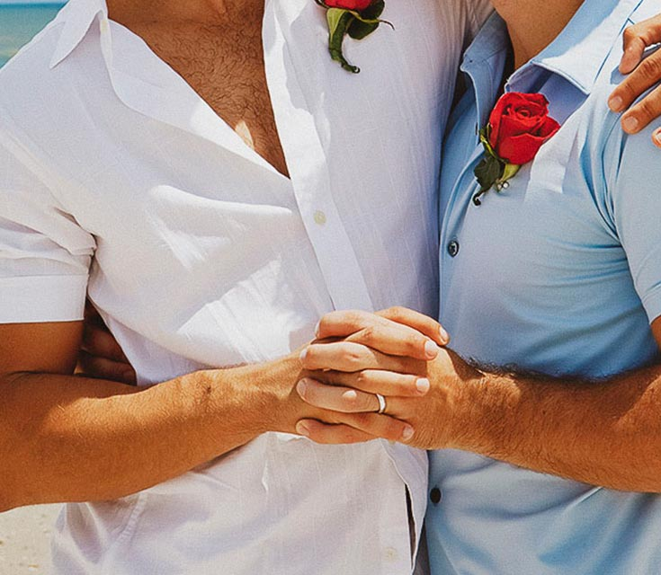 LGBTQ Bachelor/Bachelorett Package