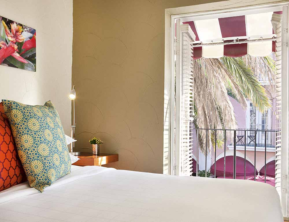 El Paseo Hotel Deluxe One Bedroom Suite - One King Bed Miami, Florida